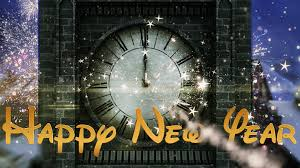 Happy New Year Countdown Clock Timer 2020