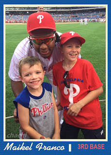 Fun at the @Phillies Photo Day! (Part One)