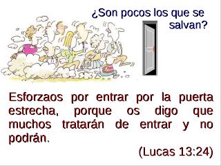 Resultado de imagen para Lucas 13,24-25