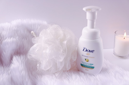 Something A Bit Different | DOVE | Shower Foam