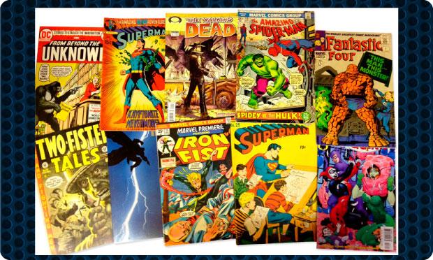 Venta de Comics Tienda Segunda Mano Zaragoza