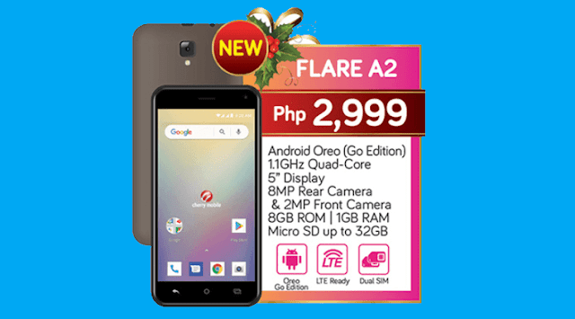 Cherry Mobile Flare A2 LTE Phone