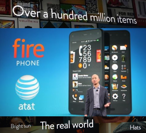 Fire Phone is the only smartphone which has Dynamic Perspective, Firefly technology, Mayday these are the built-in Apps and technology for users.