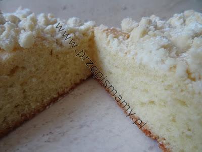Ciasto drożdżowe Babci