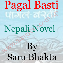 Pagal Basti Nepali Novel By Saru Bhakta