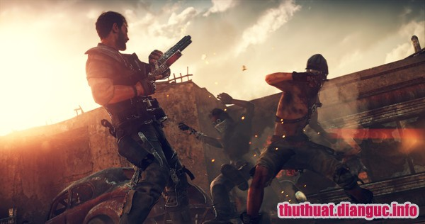 Download Game Mad Max Full Cr@ck