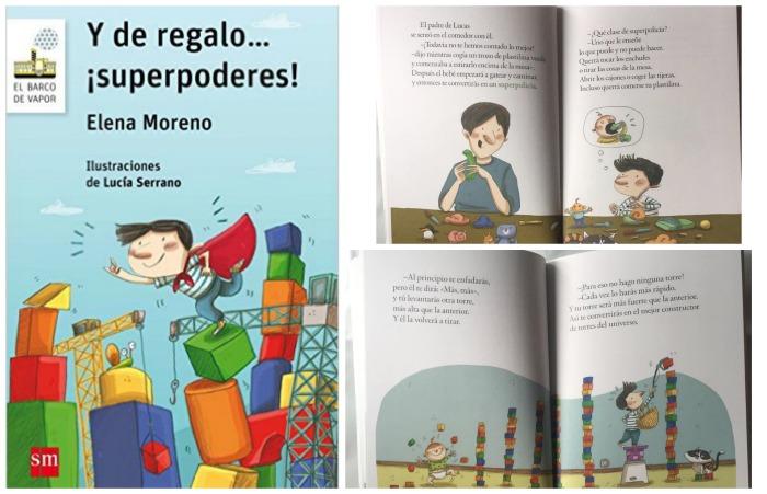 10 cuentos para preparar la llegada de un bebé y tratar primeros celos hermano: libro y de regalo superpoderes
