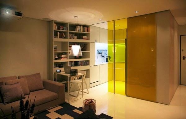 idéias de design de interiores para apartamentos