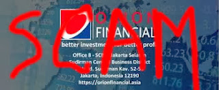 orion financial asia scam