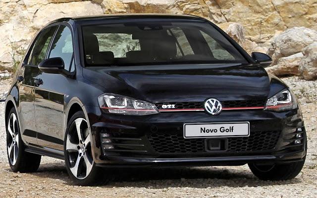 VW Golf GTI 2016: novo comercial