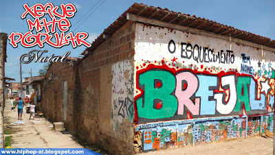 #RapBR - Xeque Mate Popular - Natal