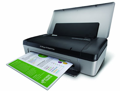 HP Officejet 100 Mobile Driver Download and Setup