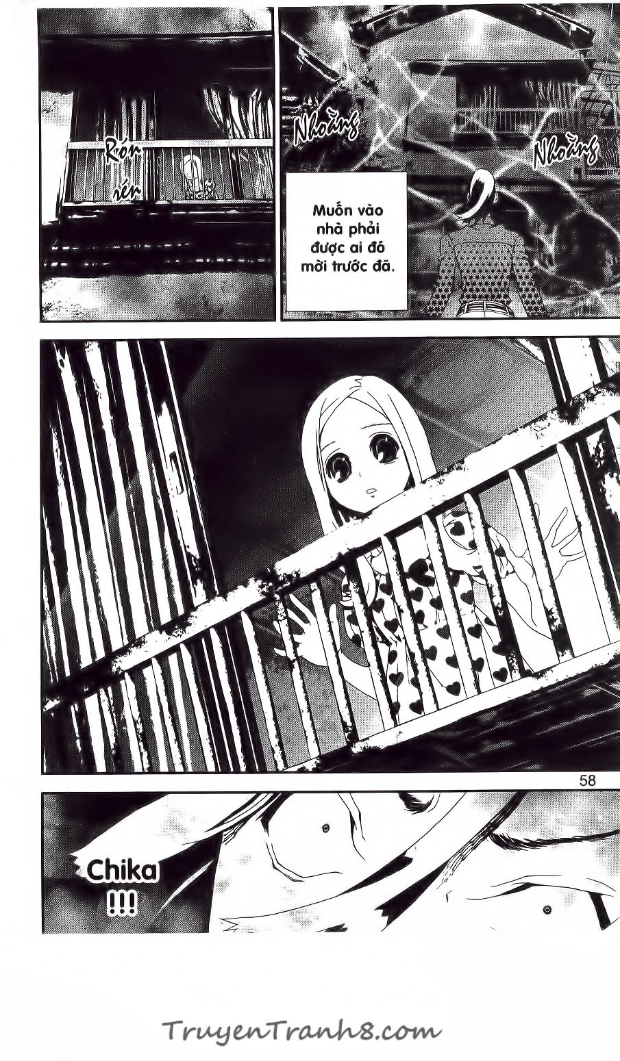 Shiki chapter 40 trang 9