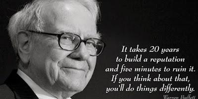 10 lời khuyên của tỷ phú Warren Buffett