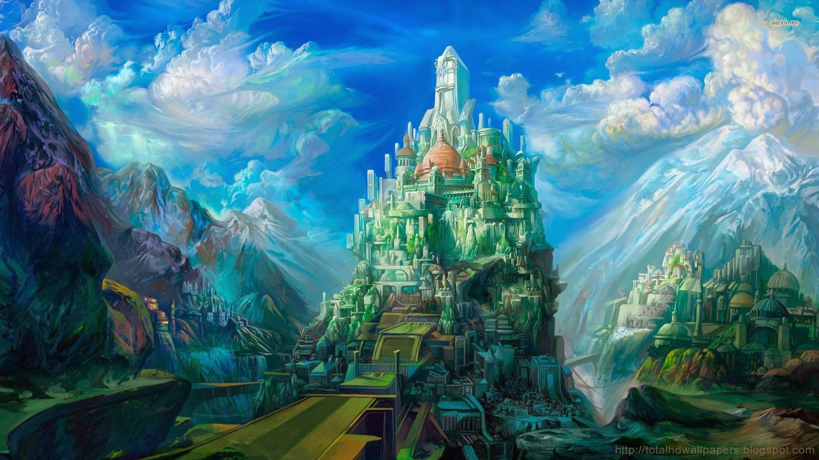 Beautiful Wallpapers For Desktop Dreamy Fantasy Wallpapers