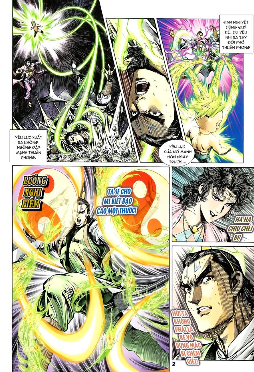 Đại Đường Uy Long chapter 79 trang 9