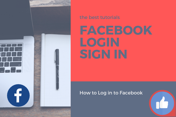 Facebook Login Sign In