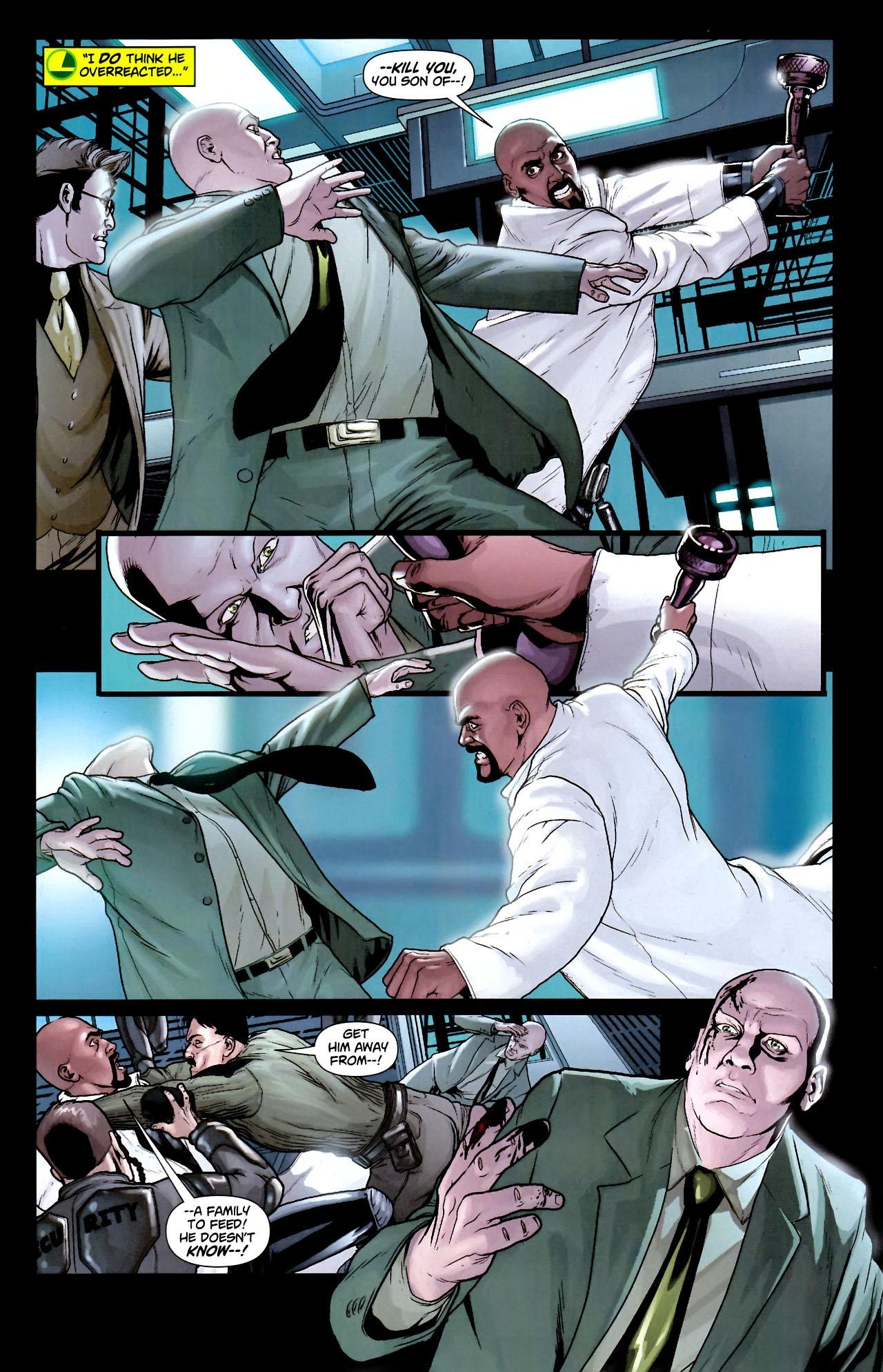 Read online Wonder Woman (2006) comic -  Issue #600 - 48