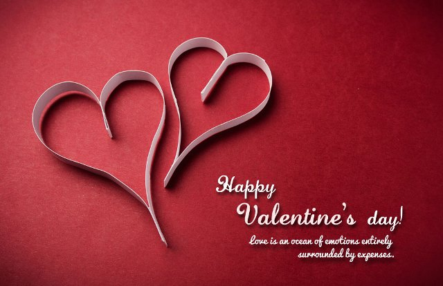Valentines Day 2017 Facebook Status Wallpapers