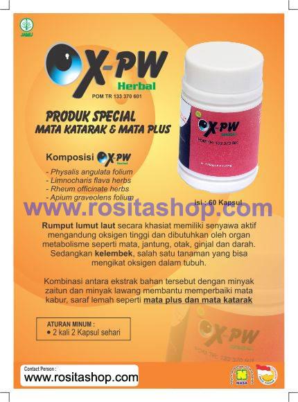 oxpw obat herbal katarak