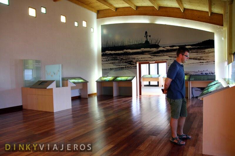 Museo de la Sal, Fuerteventura. Interior