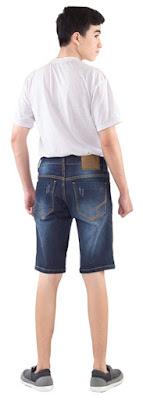 Celana  Jeans Pendek Pria Original Distro