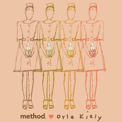 print & pattern: orla kiely - method