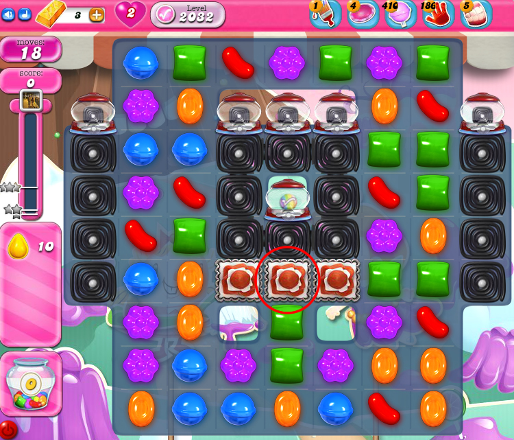 Candy Crush Saga 2032