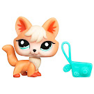 Littlest Pet Shop Singles Fox (#1812) Pet