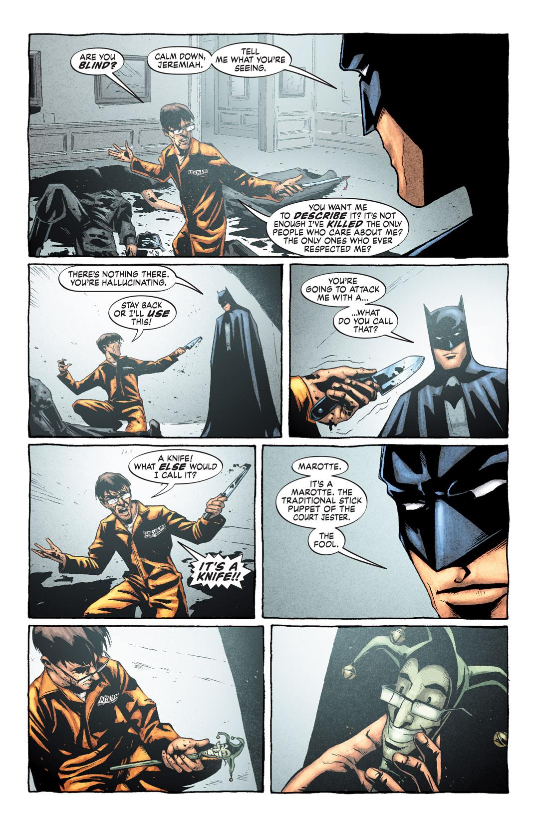 Detective Comics (1937) 865 Page 2