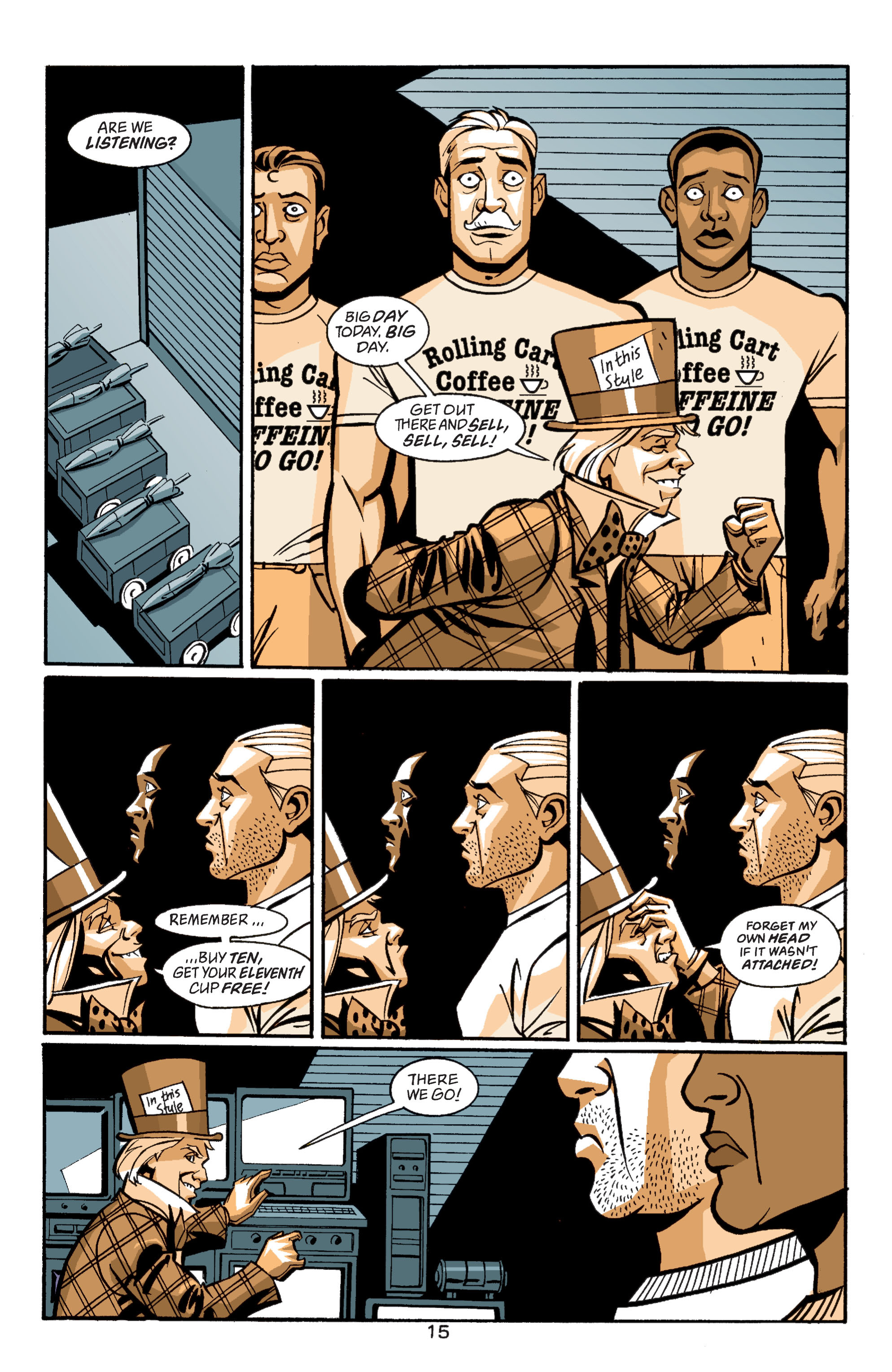 Detective Comics (1937) 759 Page 15
