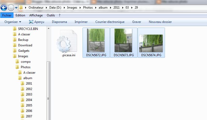 Mes Astuces Photo: Imprimer Plusieurs Photos Sur Le Même Papier Avec Windows Seven