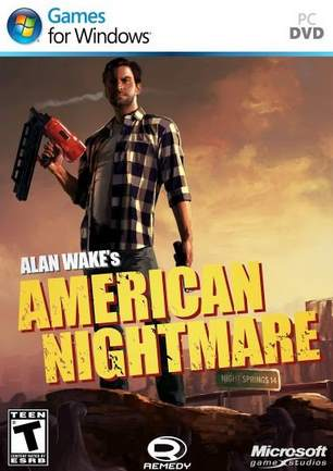 Descargar Alan Wake's American Nightmare pc full español mega y google drive.