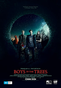Boys in the Trees Poster