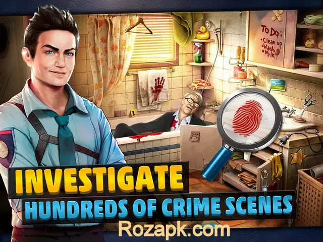 Criminal Case Mod Apk v2.6.6 Latest Version For Android