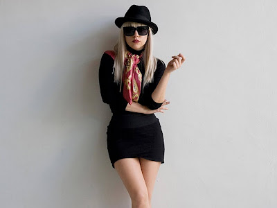 Lady Gaga wallpaper, desktop backgrounds 2011
