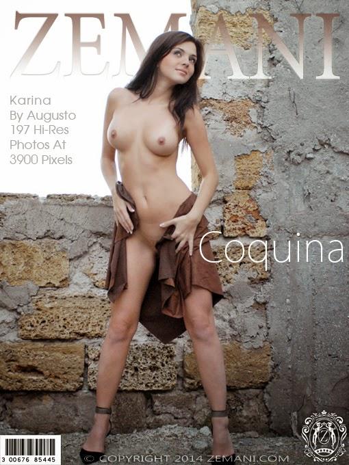 Zeman 2014-12-29 Karina - Coquina 12070