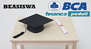 pengumuman beasiswa bca finance peduli 2016