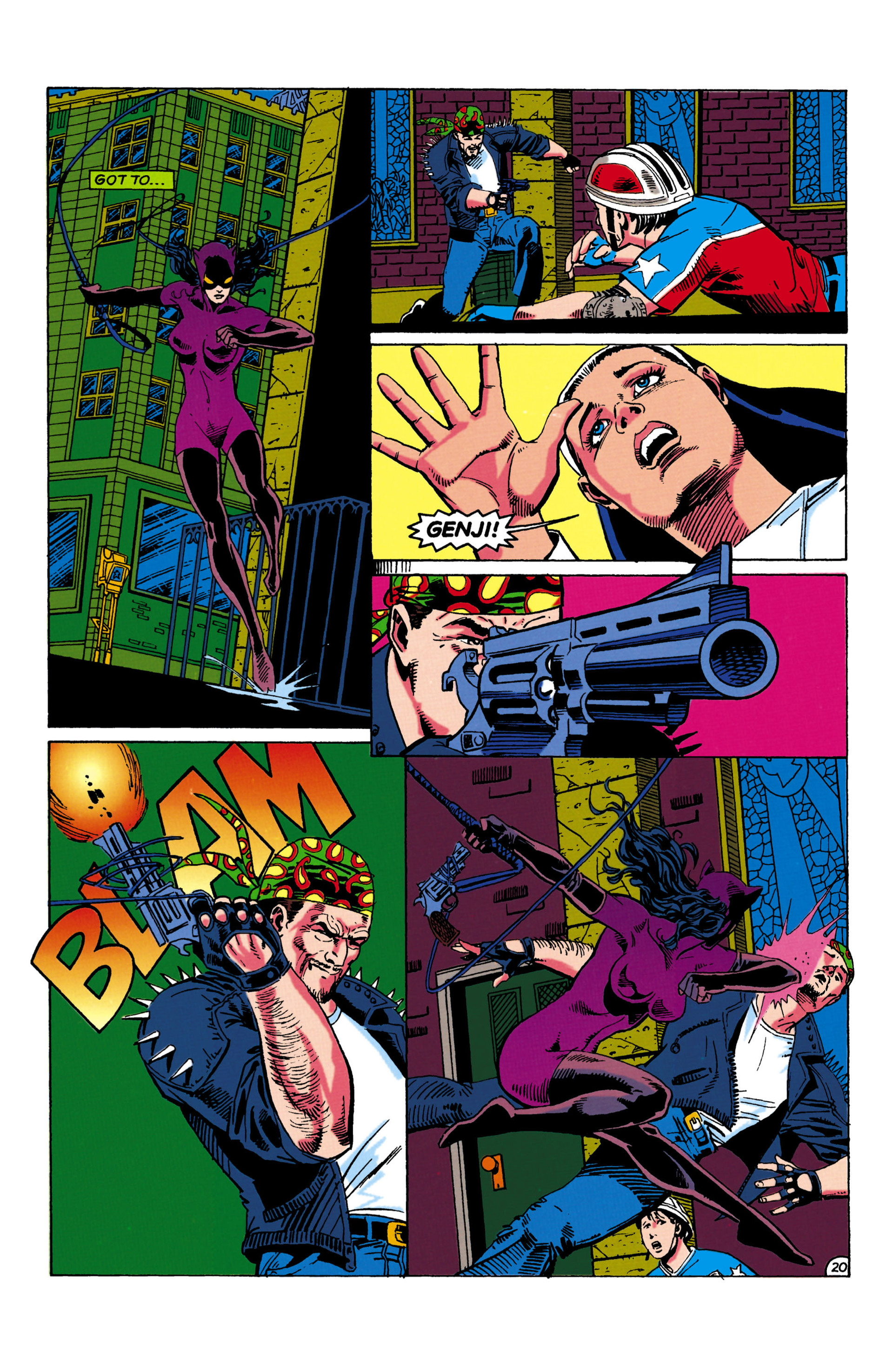 Catwoman (1993) Issue #5 #10 - English 21