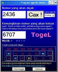 Prediksi Togel Jitu Totost Software Prediksi Nomor Togel Yang