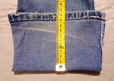Jak zkrátit kalhoty - o kolik zkracujeme