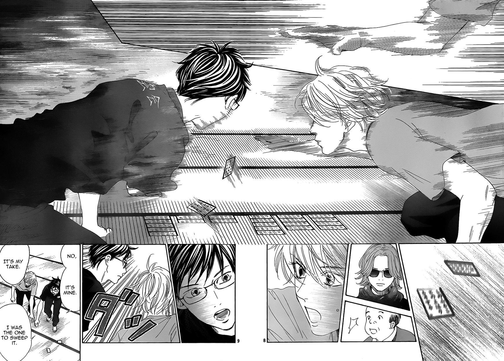 Chihayafuru - Chapter 97