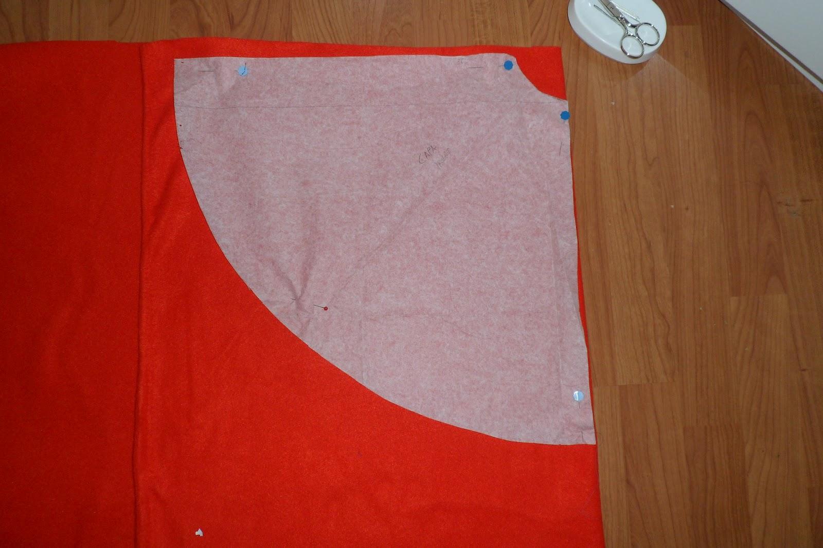 Silvania Caperucita Roja Capa