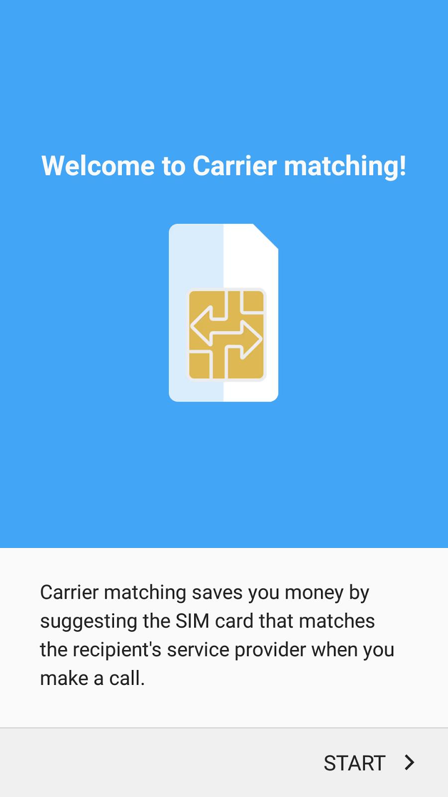 Apa Itu Carrier Matching Fitur Terbaru Pada Smartphone Android Samsung Webbudi Com