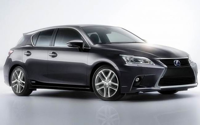 2017 Lexus CT 200H Redesign
