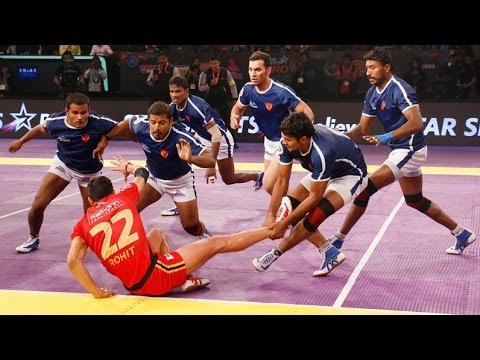 "Dabang Delhi"" | ""Bengaluru Bulls"