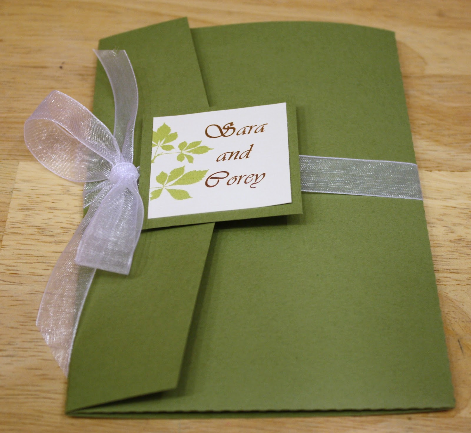 how to put ribbon around a wedding cake pocket wedding invitation by cripps cutcardstock 16139