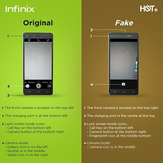 18581747 717807405010400 5690635017254784280 n - how to spot fake Infinix Hot 4