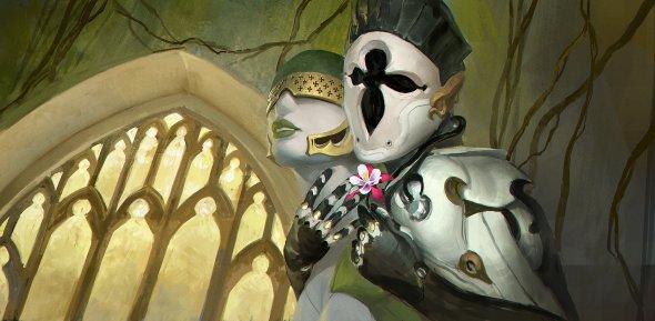 Rodion Shaldo artstation deviantart arte ilustrações fantasia ficção sombrio cyberpunk robôs
