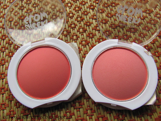 Maybelline Cheeky Glow Blush review, Maybelline Cheeky Glow Blush,May belline Cheeky Glow Blush swatch, Maybelline Cheeky Glow Blush fresh coral review, Maybelline Cheeky Glow Blush peachy sweetie review,